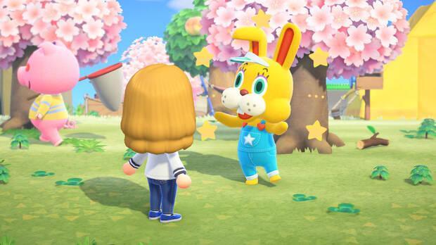 Animal Crossing: New Horizons es el juego m