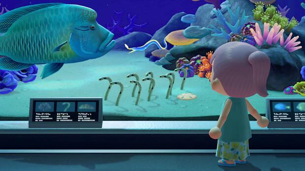 Museo de Animal Crossing: New Horizons.