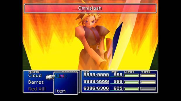 Final Fantasy VII Imagen 1