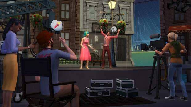 Los Sims 4: ¡Rumbo a la fama! Imagen 1