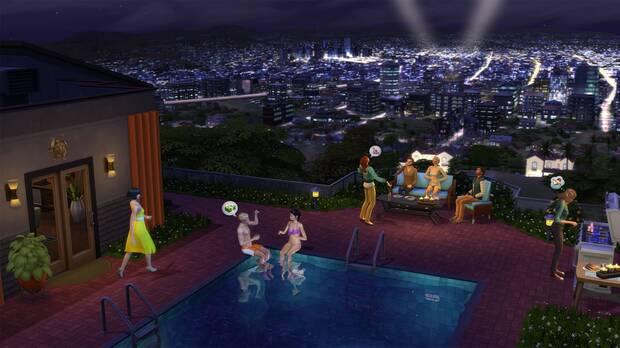 Los Sims 4: ¡Rumbo a la fama! Imagen 2