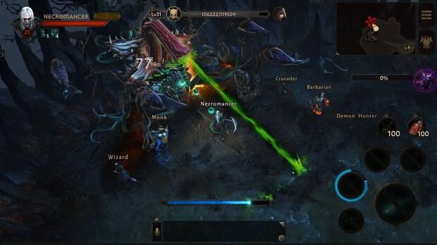 Diablo Immortal Imagen 1