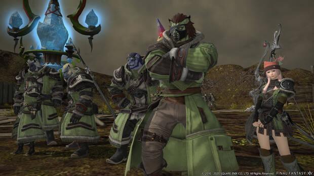 Final Fantasy XIV recibe hoy su actualizaci