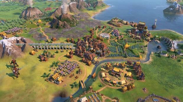 Sid Meier's Civilization VI: Gathering Storm Imagen 1