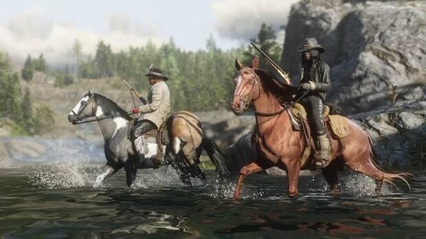 Red Dead Redemption 2 Imagen 3