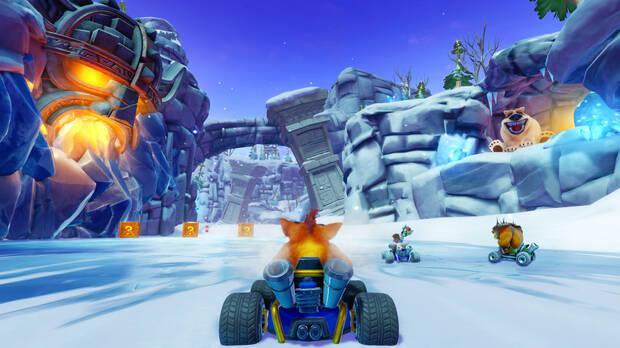 Crash Team Racing Nitro-Fueled Imagen 1