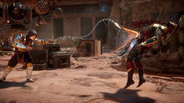 Mortal Kombat 11 es oficial ¡Come Over Here!