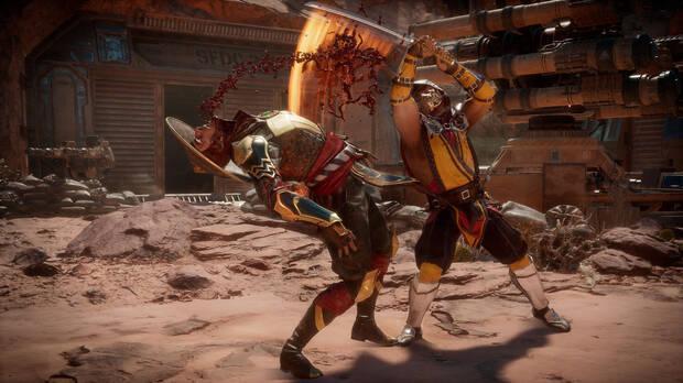 Filtrado el season pass de Mortal Kombat 11
