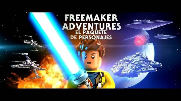 LEGO Star Wars: El Despertar de la Fuerza muestra sus primeros contenidos descargables Imagen 3