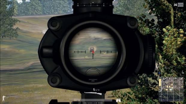 tutorial miras PlayerUnknowns Battlegrounds