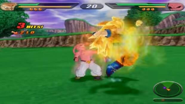 Verano de Dragon Ball: Dragon Ball Z Budokai Tenkaichi Imagen 4