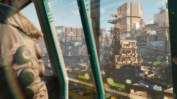 Cyberpunk 2077: Todos los detalles de su tráiler fotograma a fotograma Imagen 2