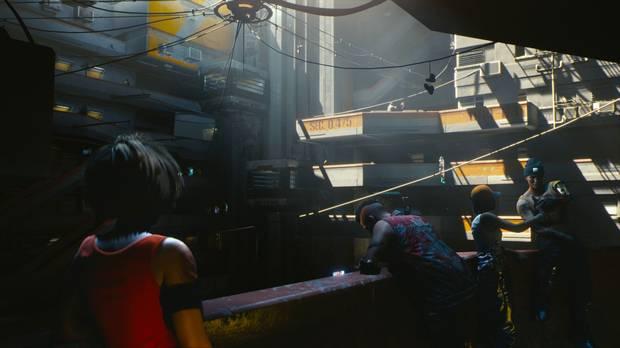 Cyberpunk 2077: Todos los detalles de su tráiler fotograma a fotograma Imagen 4