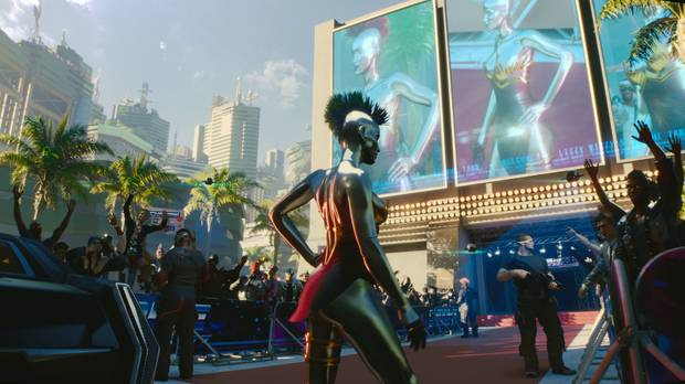 Cyberpunk 2077: Todos los detalles de su tráiler fotograma a fotograma Imagen 6