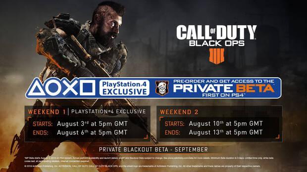 Call of Duty Black Ops 4 anuncia su beta multijugador para agosto Imagen 2