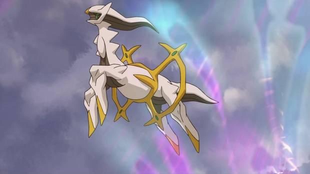 Pokémon, Dios, Origen, Creador, Arceus