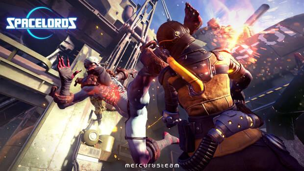 Raiders of the Broken Planet renace como el free-to-play Spacelords Imagen 2