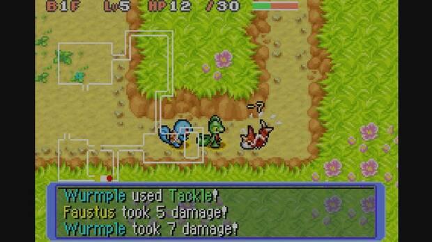 Verano de Pokémon: Pokémon Mundo Misterioso Equipo de Rescate Azul y Rojo Imagen 3