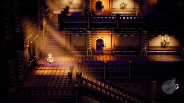 Octopath Traveler, Capítulo 4, Primrose, Anfiteatro: Arena