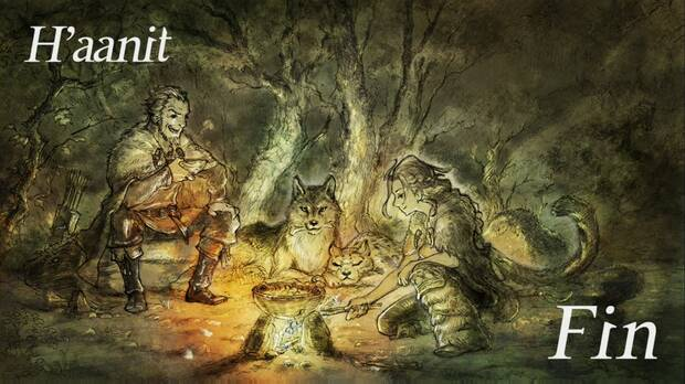 Octopath Traveler, Capítulo 4, H'aanit, Fin