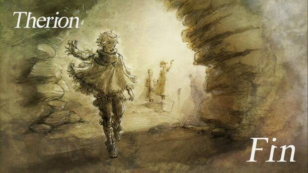 Octopath Traveler, Capítulo 4, Therion, Fin