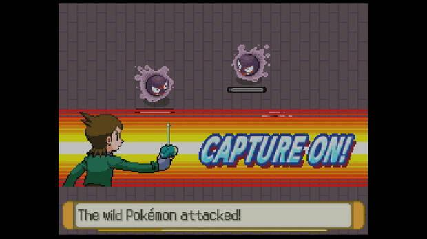 Verano de Pokémon: Pokémon Ranger Shadows of Almia Imagen 3