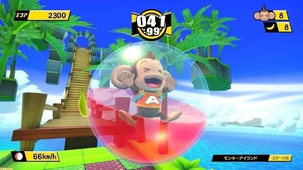 Confirmado Super Monkey Ball: Now Good Taste! para PS4, PC y Switch Imagen 2