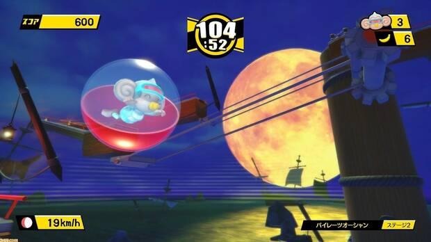 Confirmado Super Monkey Ball: Now Good Taste! para PS4, PC y Switch Imagen 4