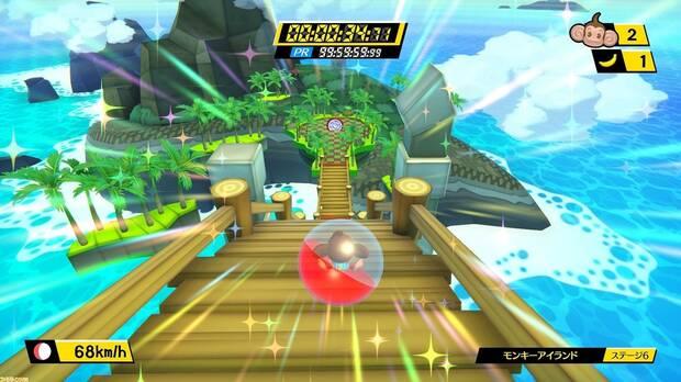 Confirmado Super Monkey Ball: Now Good Taste! para PS4, PC y Switch Imagen 5