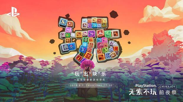 Sony revelará nuevos juegos en ChinaJoy 2019, el 1 de agosto Imagen 2