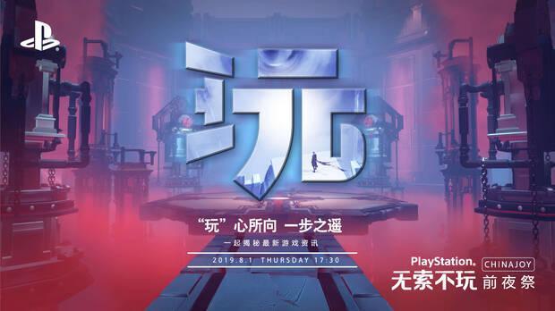 Sony revelará nuevos juegos en ChinaJoy 2019, el 1 de agosto Imagen 3