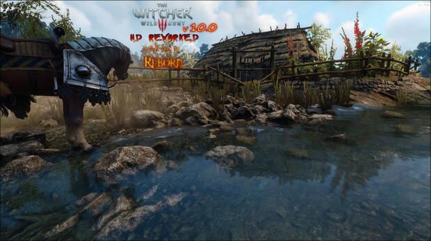 The Witcher 3: El ambicioso mod HD Reworked V10 ya está disponible para descargar Imagen 3