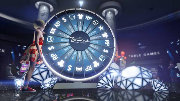 El espectacular casino de GTA Online ya ha abierto sus puertas Imagen 2