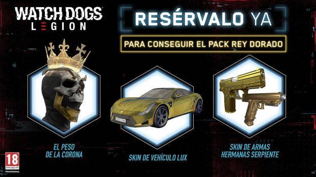 Watch Dogs Legion: Estas son sus ediciones especiales y coleccionista; tendrá Season Pass Imagen 5