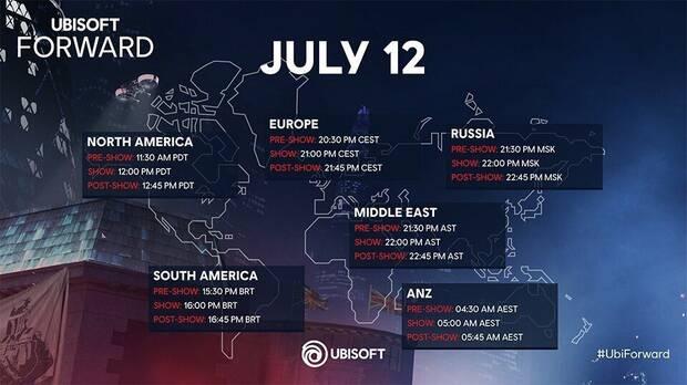 """Ubisoft Forward promete AC Valhalla, Watch Dogs Legion y """"algunas otras sorpresas"""" Imagen 2"""