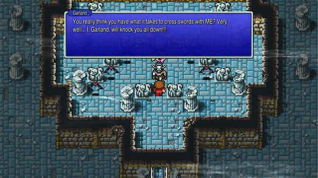 Final Fantasy Pixel Remaster: Fans Criticize Chosen Text Font