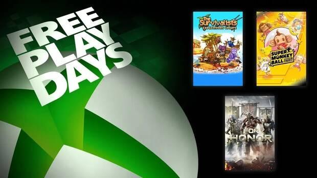 Free Play Days julio 2021