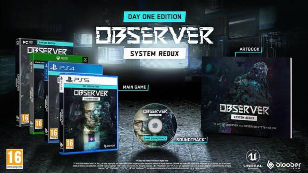 Observer System Redux edici