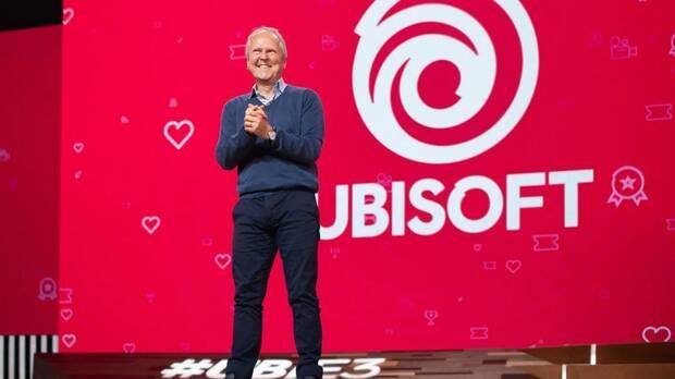 Yves Guillemot, CEO de Ubisoft.