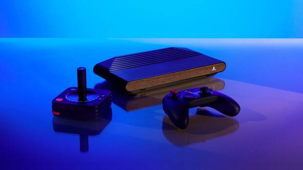 Atari VCS, the new Atari console.