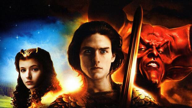 Legend con Tom Cruise y Curry