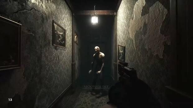 Resident Evil HD Remaster en primera persona