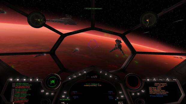 Espectacular mod Star Wars TIE Fighter: Total Conversion
