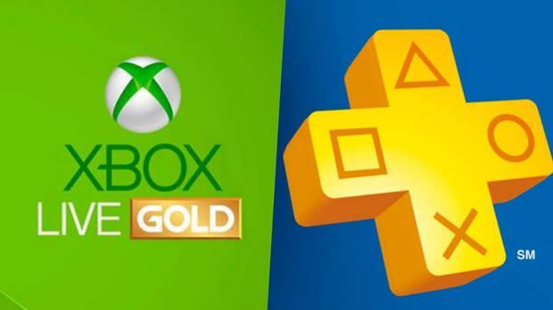 PlayStation Plus Xbox Live Gold julio