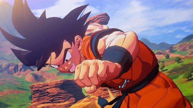 Dragon Ball Z Kakarot Imagen 2