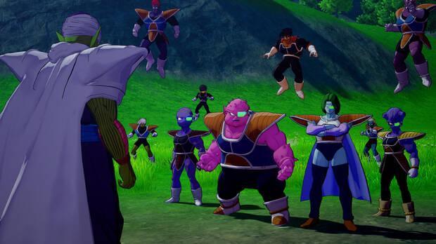 Enemigos del segundo DLC de Dragon Ball Z: Kakarot, que se estrenar