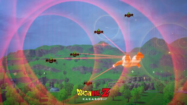 Dragon Ball Z Trunks Kakarot