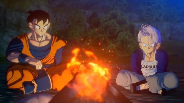 Dragon Ball Z Kakarot The Warrior of Hope