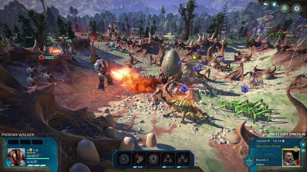 Age of Wonders: Planetfall Imagen 1