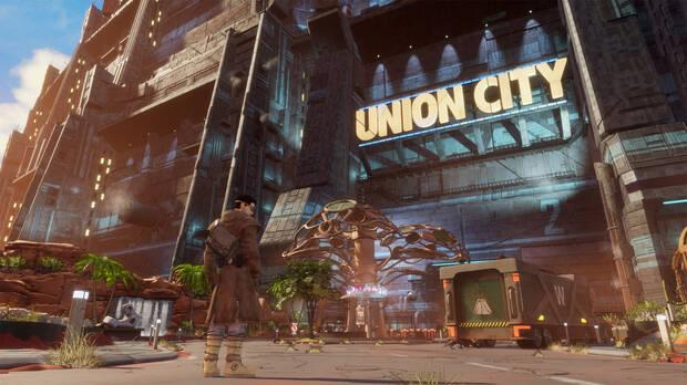 Beyond a Steel Sky on consoles on November 30